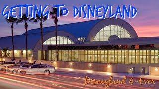 Disneyland Vacation Tips - Disneyland & Airports