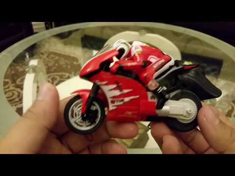 Shenqiwei 1/20 Mini Motorcycle 2.4GHz Moto RTR Review from Banggood.com