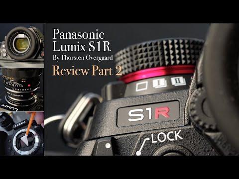 External Review Video EM0kqFY2riY for Panasonic Lumix DC-S1R Full-Frame Camera