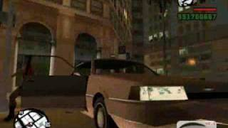 End with You (Boxcar Racer) - GTA San Andreas Style
