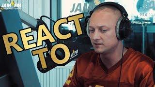 Olexesh REACT TO Tanzverbot ⚡ JAM FM