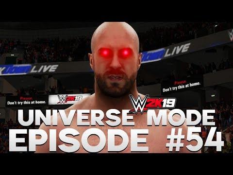 WWE 2K19 | Universe Mode - 'SWISS SUPERMAN!' | #54