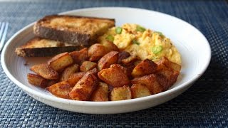 Quick & Crispy Home Fries - How to Make Crispy Diner-Style Home Fries