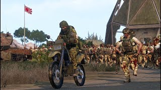 ARMA 3: Zombies of Tsushima & Fearless Soldier