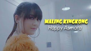 Lirik Lagu dan Chord Kunci Gitar Happy Asmara - Maling Kingkong