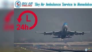 Utilize Air Ambulance in Bagdogra at a Low Rate by Sky