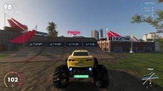 The Crew® 2 monster truck race