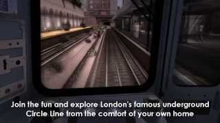 VideoImage1 World of Subways 3 – London Underground Circle Line