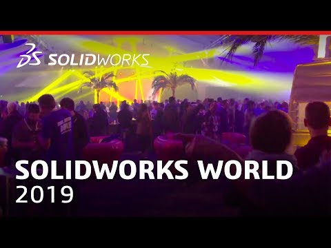 SOLIDWORKS World 2019 - Join the Fun