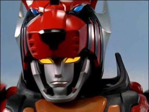 Power Rangers Jungle Fury - Taste of the Poison - Megazord Fight (Episode 4)