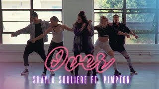 Shayla Souliere - Over feat. Pimpton (Official Music Video)