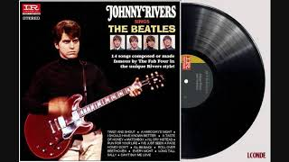Johnny Rivers Sings The Beatles (Fantasy LP)