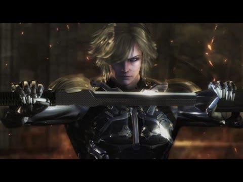 Metal Gear Rising: Revengeance Official Trailer thumbnail