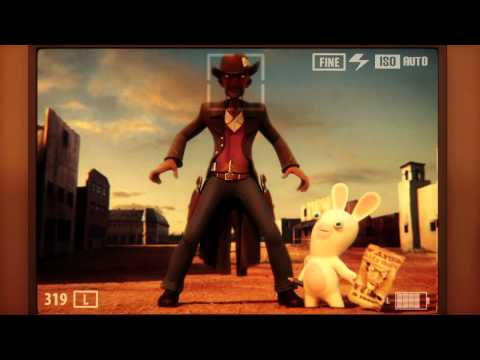 Видео № 1 из игры Raving Rabbids: Travel In Time (Б/У) [Wii]