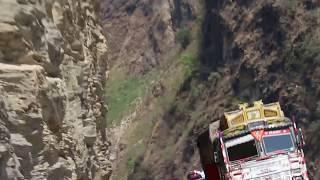 Shimla to Manali Road on may 2017
