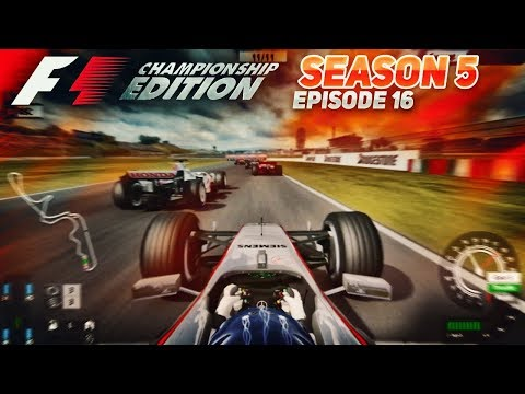 F1 2006 Career Mode S5 Part 16 - PENULTIMATE RACE (видео)