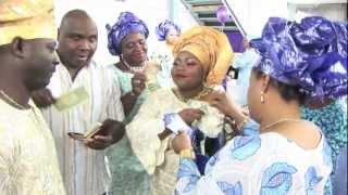 Ramadan Olayiwola Usman Naming Ceremony
