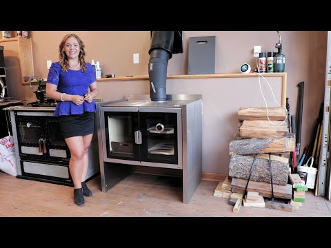 Firebelly Razen Wood Cook Stove - Cookstove Overview and Product Features