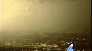 Moore Tornado - March 25 2015, KFOR 4