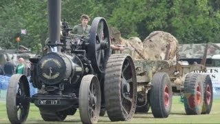 preview picture of video 'Strumpshaw Steam Rally 2010'