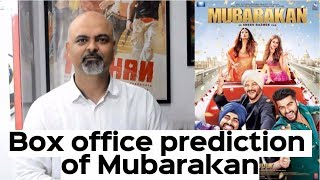 Box Office Prediction For Mubarakan | Anil Kapoor | Arjun Kapoor