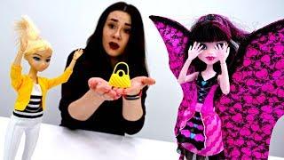 Мультики Бюро находок - Хлоя потеряла сумочку