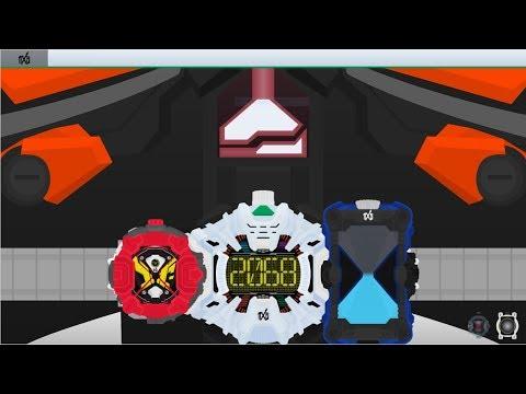 Kameb Rider Zi-O Flash Belt 44 Geiz Revive - EarthReView Tv - Video