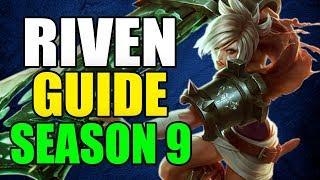 S9 Advanced Riven Guide - League of Legends