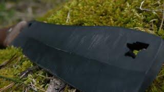 Как выжить в лесу с одним инструментом