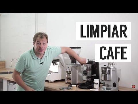 Utilice esta técnica de limpieza de molino de café bajo tu propio riesgo