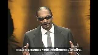 Snoop Dogg remercie le Ministre Louis Farrakhan