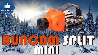 ✔ Первая Мини HD/FPV Камера RunCam Split Mini 1080P/60fps WDR. Banggood!