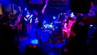 Video Meltdown - Live at Modrá Vopice (3.3.2016, Prague)