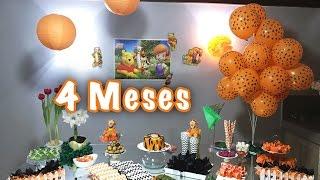 Vlog: Mesversário Do Bernardo (4 Meses)