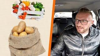 ЗАСЫПАЛИ КАРТОШКУ В БАГАЖНИК / ТАРИФ КОЛХОЗ