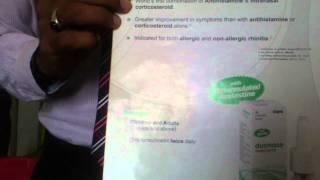 duonase nasal spray azelastine fluticasone nasal spray for rhinitis