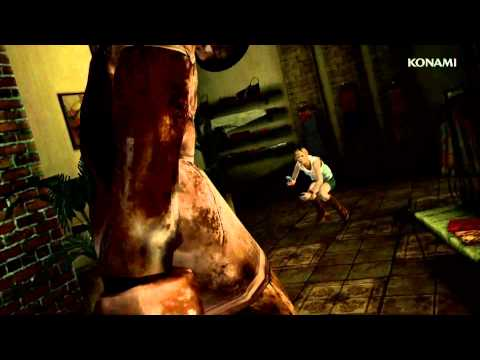 Видео № 0 из игры Silent Hill HD Collection (US) (Б/У) [X360]