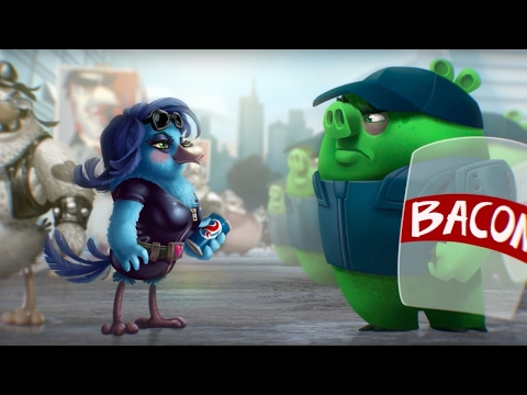 Angry Birds Evolution Official Pre-Register Now Trailer