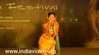 Lavani, a folk dance of Maharashtra
