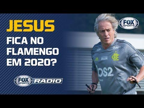 JORGE JESUS FICA NO FLA PARA 2020?