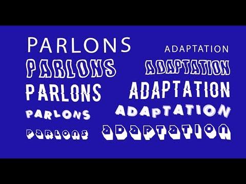 Parlons d'adaptation : la littérature de l'imaginaire