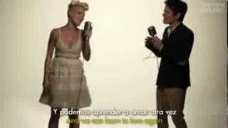 P!nk   Just Give Me A Reason Ft  Nate Ruess Subtitulado)   YouTube