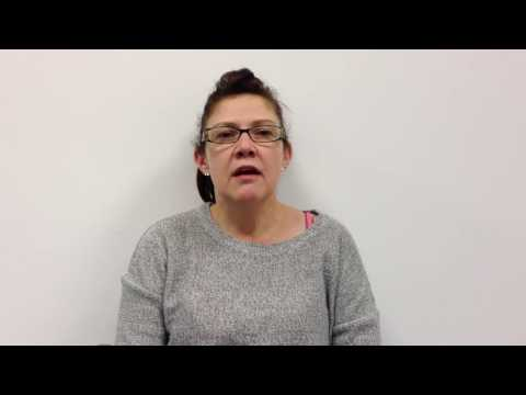 Phobia Testimonial Video - Caz was terrified of spiders to the point of being sick, she explains how my hypnotherapy helped her.