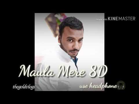 Maula Mere 8D/3D // Aankhe teri // Anwar // New Version 2020 // Use Headphone // best song of 2020