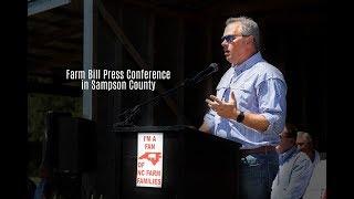 Farm Bill Press Conference