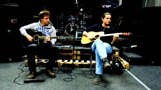 "Video thumbnail of ""Azra - A sta da radim (Cover by Dis#AcousticDuo)"""