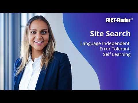 Site Search Explained: Error Tolerant, Language Independent, Self Learning