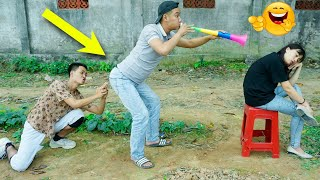 Must watch New Funny Videos 😂 Comedy Videos 2020 || Super Troll - Episode  23
