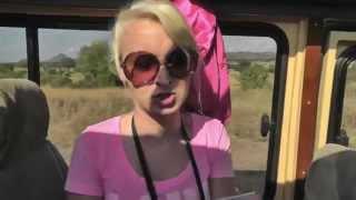African Safari Vlog - Day 2 TANZANIA Wild Animals, National Geographic