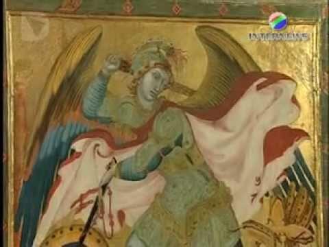 Restaurato il trittico di Badia a Rofeno